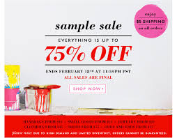 Fashion Prospectress: Kate Spade online sample sale