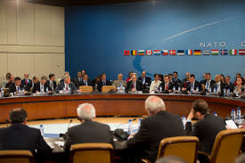 u s department of defense photo essay u s defense secretary chuck hagel participates in the nato commission at nato headquarters in