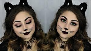 easy y cat makeup tutorial beautybyjosiek 2017