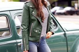green jacket burdy boots