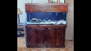 furniture fish tanks. How To Build A Fish Tank Stand Furniture Tanks Y