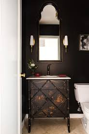 powder room furniture. Inspiration For A Timeless Powder Room Remodel In Los Angeles With Furniture Like Cabinets I