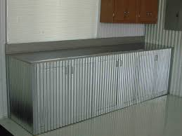 metal workbench top ideas. nordic craftsmen corrugated steel workbench with stainless top metal ideas b