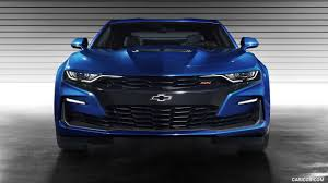 2019 chevrolet camaro ss coupe front wallpaper
