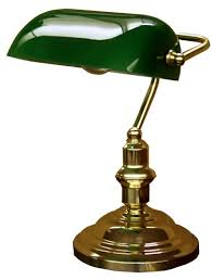 office lamp. traditional bankers desk lamp i so want to get one of those used office k