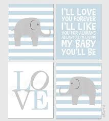 explore baby elephant nursery wall art boys more printable personalize animals theme grey color decoration pestel blue design on wooden elephant wall art nursery with wall art design ideas explore baby elephant nursery wall art boys