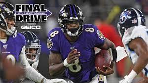 Final Drive: Ravens Offense Isn't ...