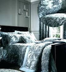 crushed velvet duvet cover blue velvet duvet cover covers king size set crushed royal crushed velvet