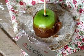 Bake Sale Display Salted Caramel Apples Bake Sale Goods Crunchtime
