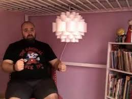diy loft light chandelier switch plug install
