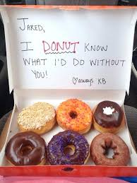 valentines present for him little surprise breakfast boyfriend ideas guy presents diy