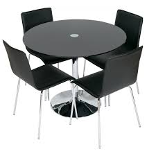 Dining Room Chairs Image Preview Prescott Dining Trestle Table - Faux leather dining room chairs