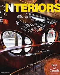 Canadian Interiors September October 2015 By Annex Business