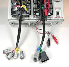 test wiring harness basic guide wiring diagram \u2022 7-Way Trailer Plug Wiring Diagram custom applications cable harness testing cableeye rh camiresearch com test trailer wiring harness multimeter automotive wiring