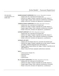 Free Resume Template For Mac pages resume templates free mac Tolgjcmanagementco 69