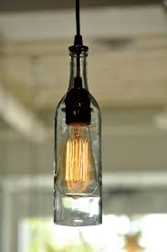 about diy deco bottle lamps and gallery including wine pendant lights inspirations