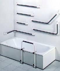 bathroom hand rails