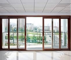 double sliding patio doors. Beautiful Patio Modern Double Sliding Patio Doors In O