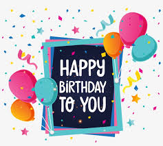 birthday png backgrounds hd happy