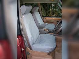 britpart waterproof seat covers range rover classic 5 door