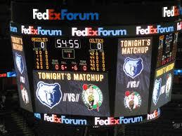 Fedexforum Memphis Grizzlies Stadium Journey