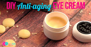 easy diy anti aging eye cream recipe with cocoa er simple pure beauty