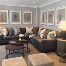 drawing room furniture ideas. All Grey Living Room Idea- Home Decor- Sectional Couch Drawing Furniture Ideas V