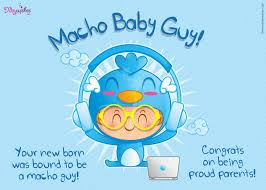 Congratulations For A Baby Boy Free Congratulations E Card On Birth Of Baby Boy New Born