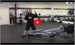 the ultimate cardio workout total gym