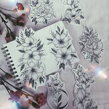 Návrhy Tetování Květiny
