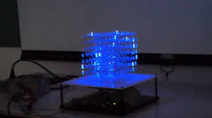 CUBO DE LED 8X8X8 FABIO MURIEL - YouTube