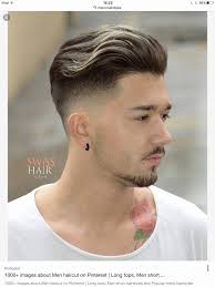 best hairstyles for men with thick wavy