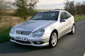 BMW Convertible bmw c600 sport review : Mercedes-Benz C-Class Sport Coupe 2001 - Car Review   Honest John