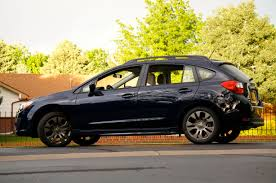 subaru impreza 2014 hatchback. the 2014 subaru impreza sport 20i premium is topic of this weeku0027s review i recently got to test out a deep sea blue pearl 5door hatchback model c