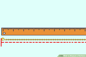 Necklace Thickness Chart How To Measure A Necklace 15 Steps With Pictures Wikihow