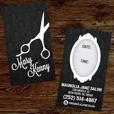 Hair Stylist Business Card Templates 37 Best Salon Creative Cards