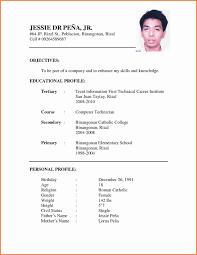 Resume Format Latest Cv Format Doc Download New Resume Elegant Job Latest Pixtasyco 10