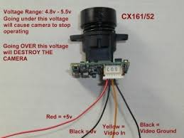 home of the xcamflyer Video Camera Wiring Diagram click here for a pinout diagram for the camera video camera wiring diagram