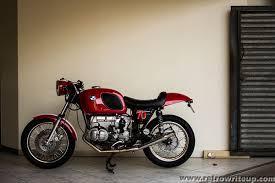 bmw r60 5 cafe racer