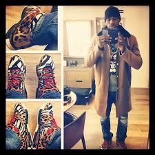 lebron coat. lebron james wears han kjobenhavn trench coat, givenchy sweatshirt, and 2 sneakers coat w