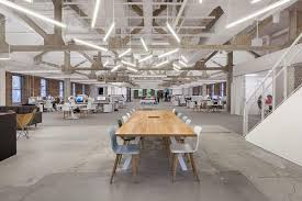 open layout office. Open Office Layout \u0026 Custom Lighting - Nasty Gal O