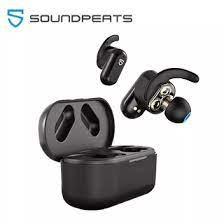 Mã ELJUL21 giảm 10%] Tai nghe Bluetooth True Wireless Soundpeats Truengine2  - Hàng chính hãng - Thiết kế trẻ trung, âm thanh chất lượng, kết nối  Bluetooth 5.0