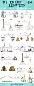 modern farmhouse lighting. That\u0027s Why I Have Complied A List Of My Favorite Light Fixtures To Get That Modern  Farmhouse Look. So Learn How The Look For Less! Modern Farmhouse Lighting T