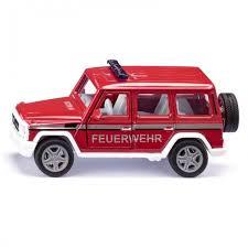 Пожарная патрульная <b>машина Mercedes</b>-<b>Benz</b> G65 AMG <b>Siku</b> ...