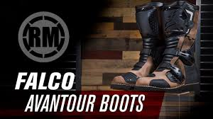 Falco Boots Size Chart Falco Avantour Adventure Motorcycle Boots Riding Gear