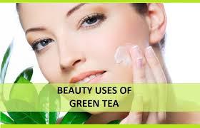 Green tea and beauty