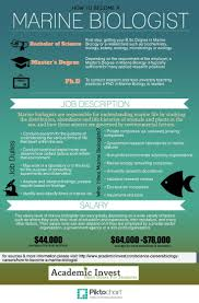 best ideas about future jobs job interview tips how to become a marine biologist academicinvest