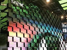 Absen <b>3D</b> Robotic <b>LED Wall</b> Wows Visitors at Dubai GITEX 2018 ...