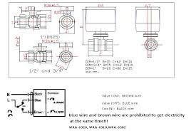 electric motor operated valve mainland valves diagram and wiring electric motor operated valve