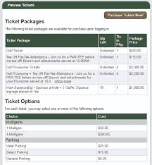 4 event ticket upgrades to increase fundraising revenue ticket upgrades are easy to add and should be used as a revenue stream for all ticketed fundraising events